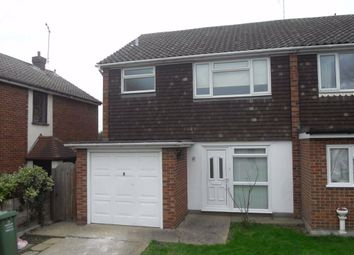 Thumbnail 2 bedroom detached house to rent in Kingley Close, Wickford, Essex