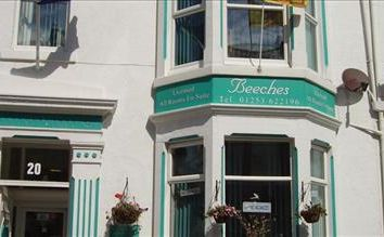 Thumbnail Hotel/guest house to let in Beeches Hotel, 20 Hull Road, Blackpool