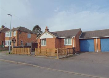 Thumbnail 2 bed bungalow for sale in Maple Avenue, Leicester