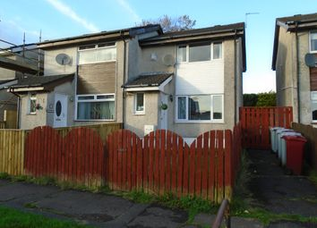 Thumbnail 2 bed town house to rent in Holmhills Place, Cambuslang, Glasgow
