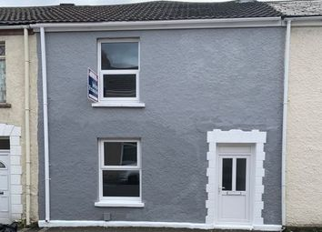 Thumbnail 2 bed terraced house to rent in Western Street, Swansea