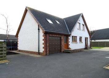 Thumbnail 4 bed detached house for sale in Watchhill Court, Annan, Dumfriesshire