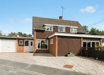 Thumbnail 3 bed detached house for sale in Belle Bank Avenue, Holmer, Hereford