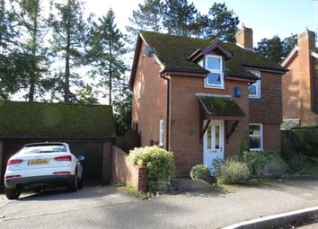 Thumbnail 3 bed detached house to rent in Betjeman Road, Marlborough