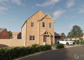 Thumbnail 3 bedroom detached house for sale in Earls Field, Methwold, Thetford