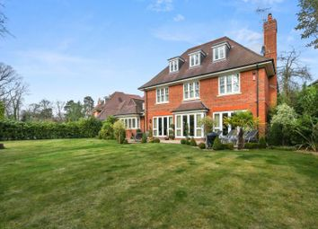 Thumbnail 5 bed property to rent in Burwood Road, Walton On Thames, Surrey