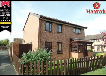 Thumbnail 4 bedroom detached house for sale in Clydesdale Way, Totton, Southampton