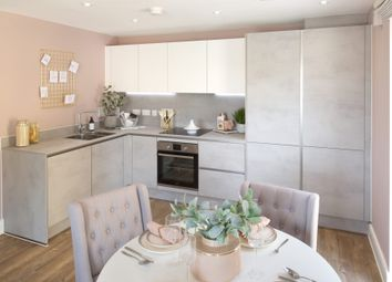 Thumbnail 2 bed flat for sale in 95 Riverside House, Endle Street, Southampton