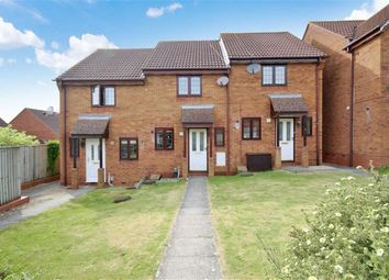 Thumbnail 2 bed terraced house for sale in Gilman Close, St Andrews Ridge, Swindon