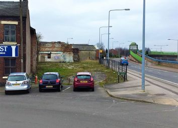 Land for sale in Land At Ayshford Street, Longton, Stoke-On-Trent, Staffordshire ST3