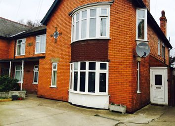 Thumbnail 3 bedroom flat for sale in Knight Street, Pinchbeck, Spalding