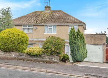 Thumbnail 3 bed semi-detached house for sale in North Hill Road, Siddington, Cirencester
