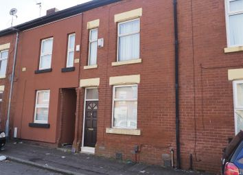 Thumbnail 3 bed terraced house to rent in Williams Street, Gorton, Manchester
