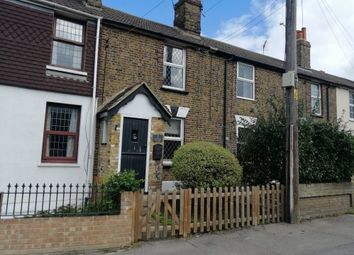 3 bed terraced house for sale in Peartree Place, Gravesend Road, Higham, Rochester ME3
