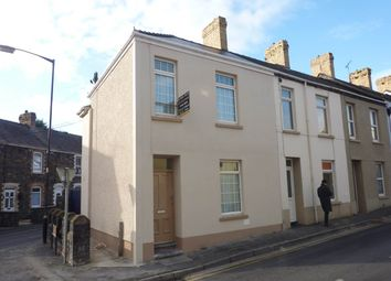 Thumbnail 2 bed property to rent in Fountain Hall Terrace, Carmarthen