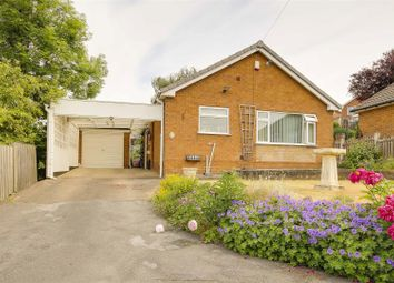 Thumbnail 2 bed detached bungalow for sale in Patricia Drive, Arnold, Nottinghamshire