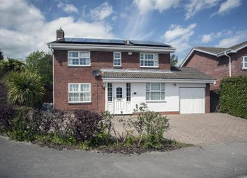 Thumbnail 4 bed detached house for sale in Trevelyan Place, Crook