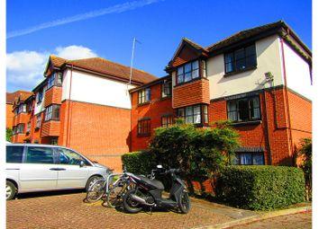 Thumbnail 1 bed flat to rent in Wildbank, White Rose Lane, Woking