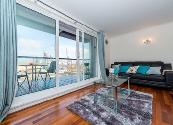 Thumbnail 2 bedroom flat to rent in Antilles Bay, Lawn House Close, Canary Wharf