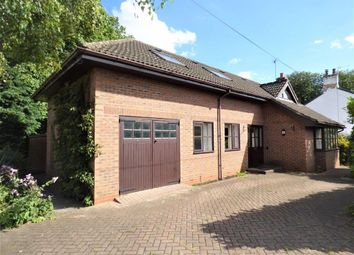 Thumbnail 3 bed detached bungalow for sale in Elloughton Road, Brough, East Yorkshire