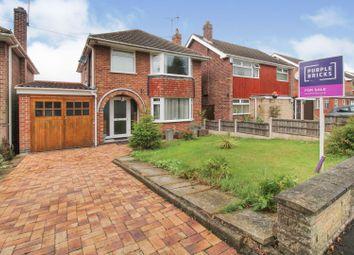 3 bed detached house for sale in Oakover Drive, Allestree, Derby DE22