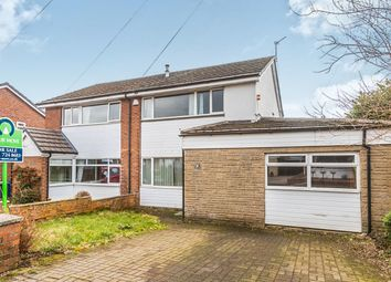 Thumbnail 4 bed semi-detached house for sale in Stanley Road, Radcliffe, Manchester
