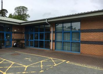 Thumbnail Office to let in Self Contained Ground Floor Office, 3 Llys Y Fedwen, Parc Menai, Bangor