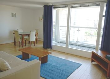 Thumbnail 2 bed flat to rent in Corona Building, Blackwall Way, Canary Wharf