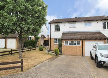 3 bed semi-detached house for sale in Porlock Place, Calcot, Reading RG31