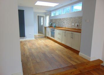 Thumbnail 3 bed terraced house to rent in Louise Road, Northampton