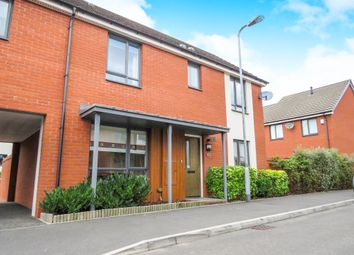 Thumbnail 3 bed detached house for sale in Bartley Wilson Way, Leckwith, Cardiff