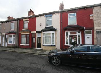 Thumbnail 3 bedroom terraced house for sale in Norcliffe Street, North Ormesby, Middlesbrough