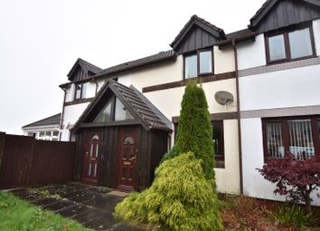 Thumbnail 2 bed terraced house to rent in Old Market Drive, Woolsery, Bideford