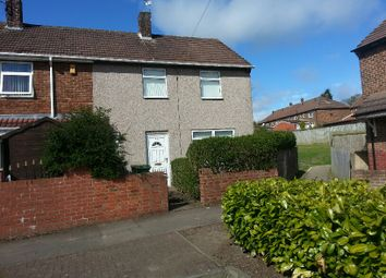 Thumbnail 2 bed end terrace house to rent in Cedar Grove, Shildon