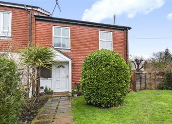 Thumbnail 2 bed end terrace house for sale in The Chantrys, Farnham, Surrey