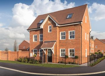 "Thumbnail 4 bedroom detached house for sale in ""Hesketh"" at Kentidge Way, Waterlooville"