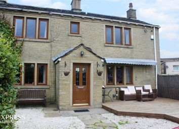 Thumbnail 4 bed end terrace house for sale in Croft House Road, Bradford, West Yorkshire