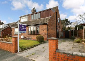 Thumbnail 2 bedroom semi-detached house for sale in Margaret Avenue, Standish Lower Ground, Wigan