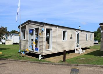 Thumbnail 3 bedroom mobile/park home for sale in Parkdean Resorts, Breydon Water Holiday, Butt Lane