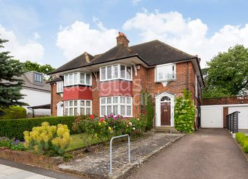 4 bed semi-detached house for sale in Manor Hall Avenue, London NW4
