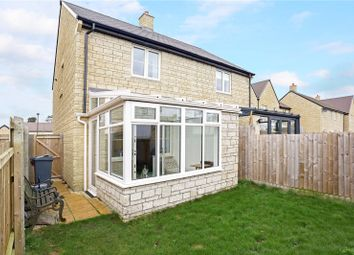 Thumbnail 2 bed semi-detached house for sale in Vosper Croft, Minchinhampton, Stroud, Gloucestershire