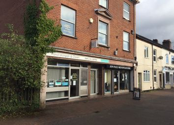 Thumbnail Retail premises to let in Albion Street, Rugeley