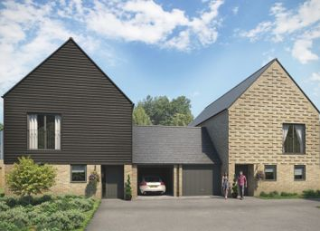 Thumbnail 3 bed detached house for sale in Linge Avenue, Off Centenary Way, Chelmsford, Essex