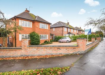 Thumbnail 4 bed detached house to rent in The Ridgeway, St. Albans
