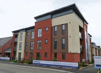 Thumbnail 2 bedroom flat for sale in Sculptor Crescent, Stockton-On-Tees
