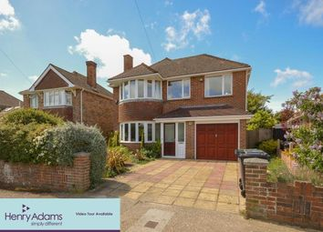 Thumbnail 4 bed detached house to rent in Stockbridge Gardens, Chichester