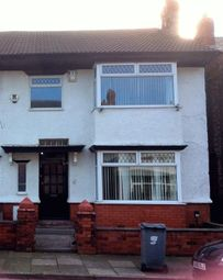 Thumbnail 4 bed detached house to rent in Malpas Road, Wallasey