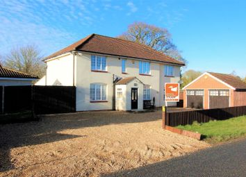 Thumbnail 5 bed detached house for sale in Main Road, Dowsby, Bourne