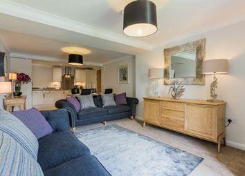 Thumbnail 2 bedroom flat for sale in Auchlochan Garden Village, New Trows Road, South Lanarkshire