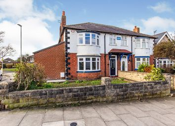 Thumbnail 3 bed semi-detached house for sale in North Road, Darlington, Durham